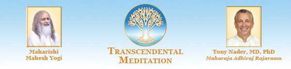 Transcendental Meditation * News, Events, Announcements