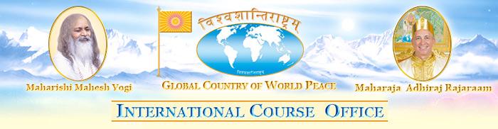 Maharishi Global Family Chat Banner